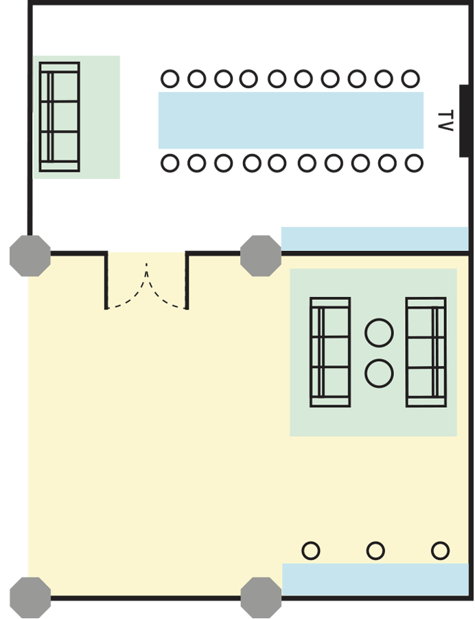 Meeting Room Floor Plan